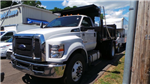 2016 F-650 DRW, Rugby Dump Body #P7486 - photo 1