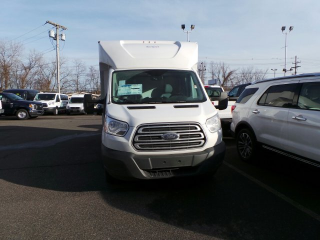 2016 Transit 350 HD Low Roof DRW, Rockport Service Utility Van #P7977 - photo 3