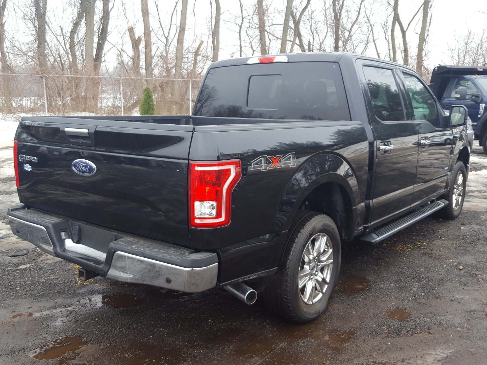 2016 F-150 Super Cab 4x4 Pickup #PBT1582 - photo 5