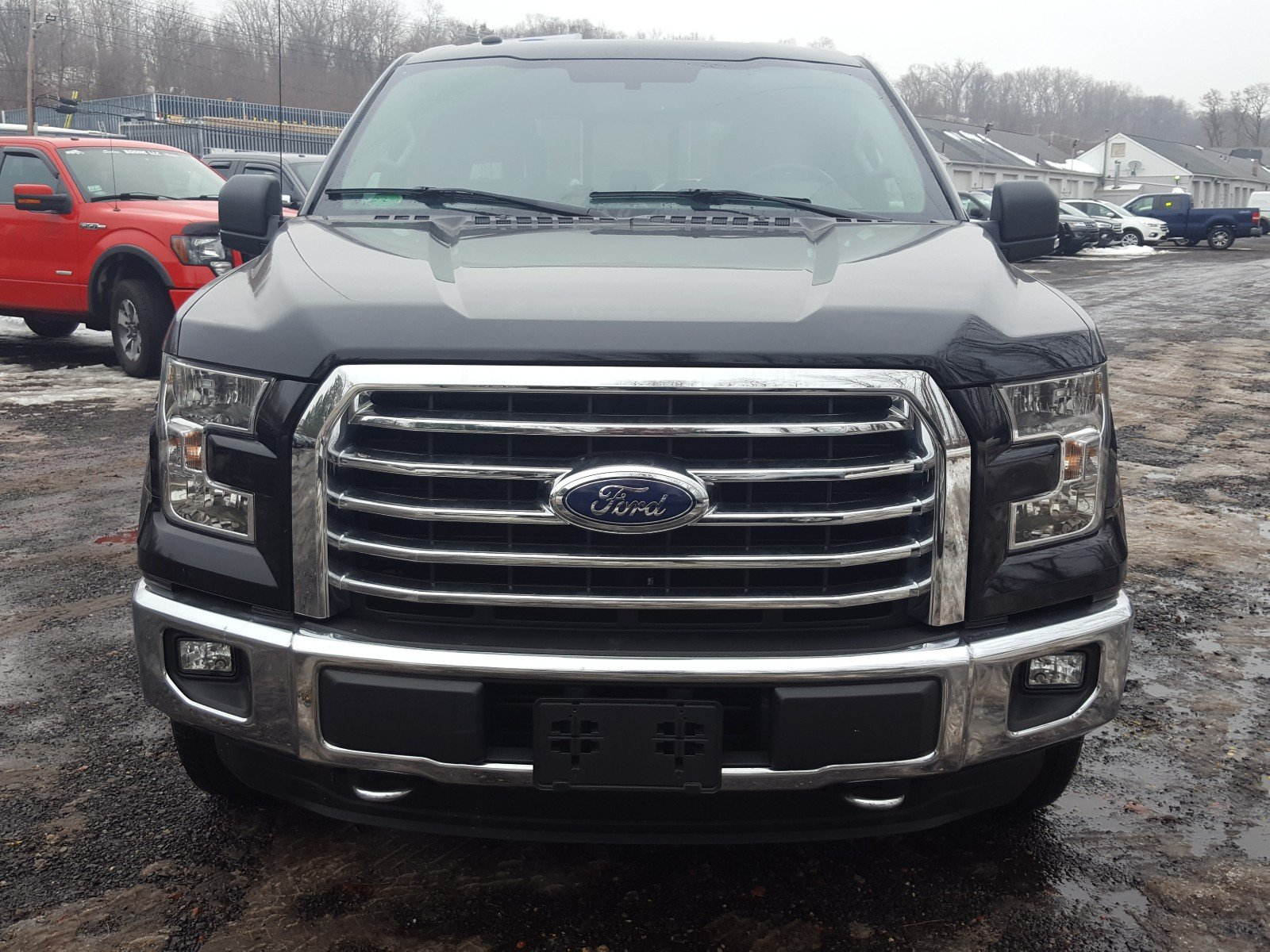 2016 F-150 Super Cab 4x4 Pickup #PBT1582 - photo 8