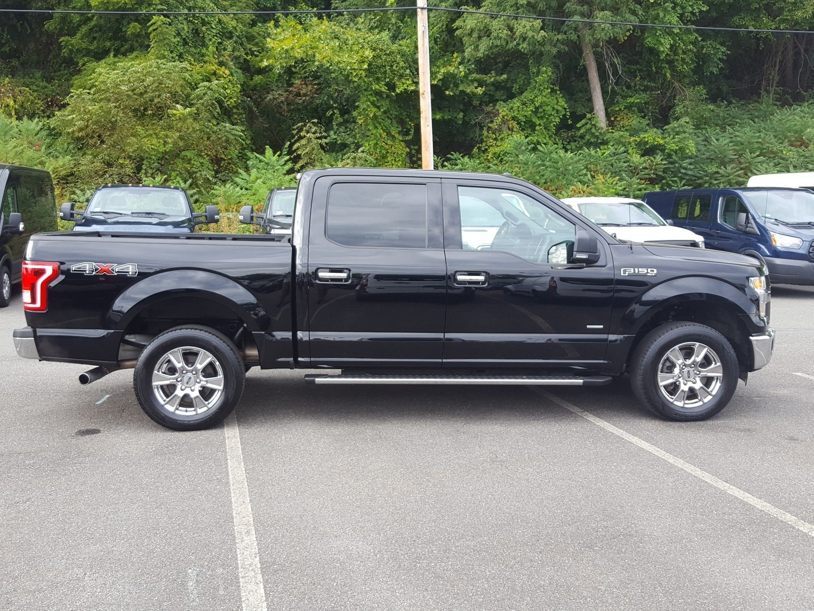 2016 F-150 Super Cab 4x4 Pickup #PBT1582 - photo 6