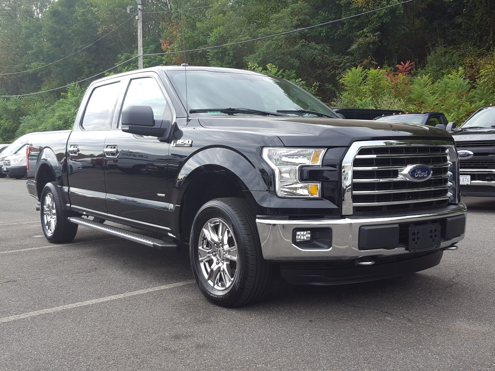 2016 F-150 Super Cab 4x4 Pickup #PBT1582 - photo 7