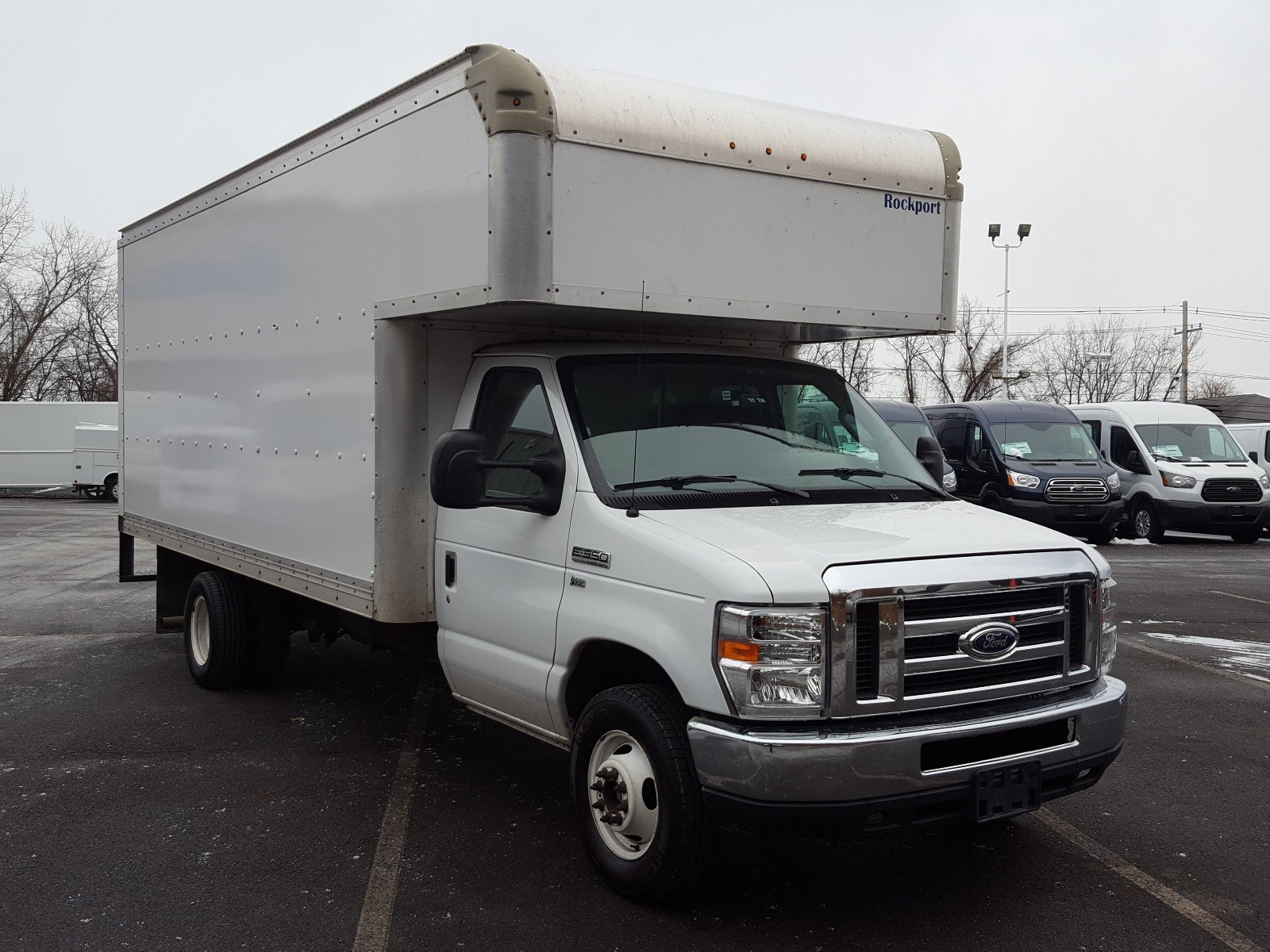 2016 E-350 Cutaway #PBT1602 - photo 4