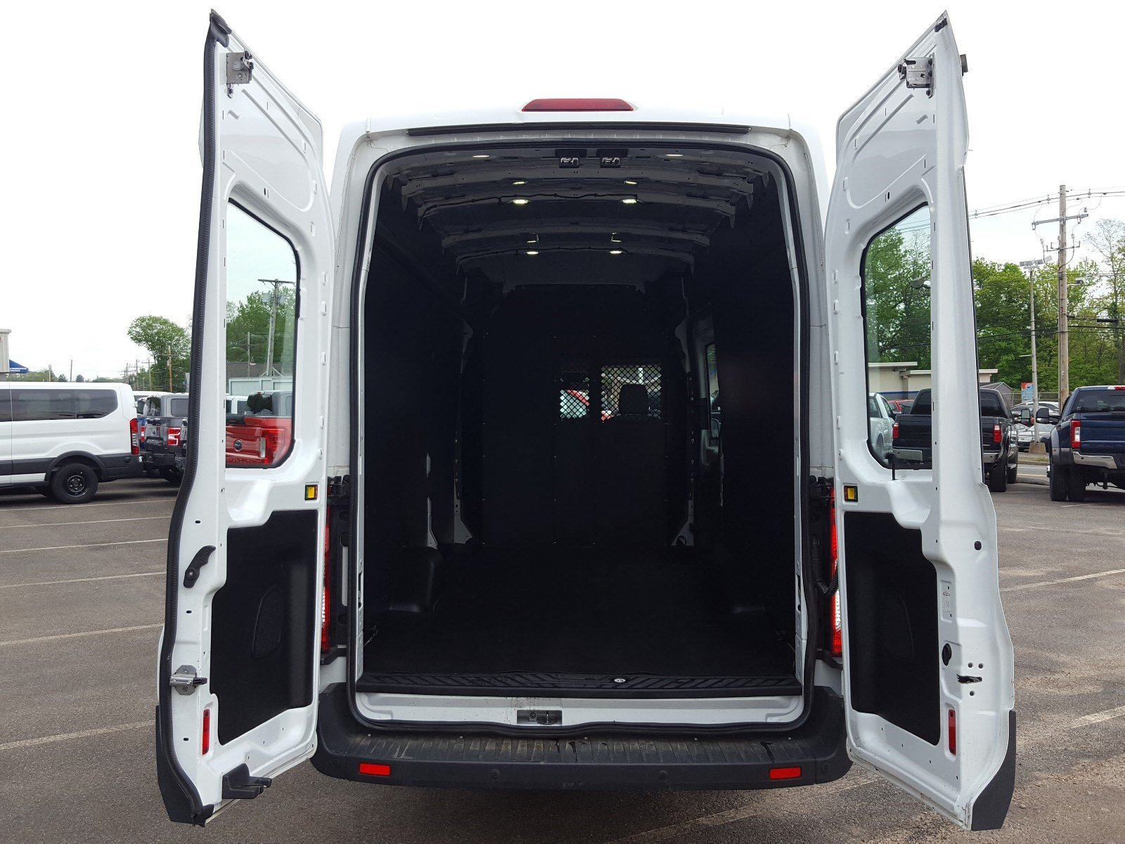 2017 Transit 350 High Roof, Upfitted Van #PBT1625 - photo 3