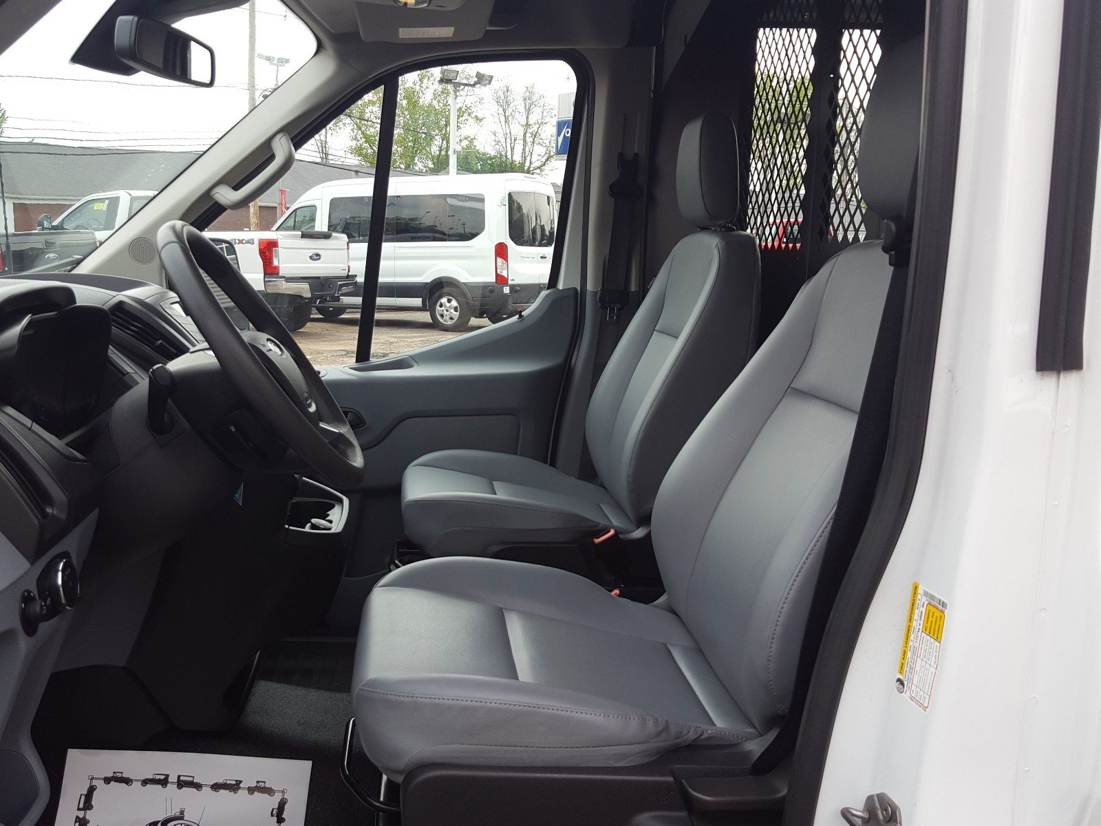 2017 Transit 350 High Roof, Upfitted Van #PBT1625 - photo 8