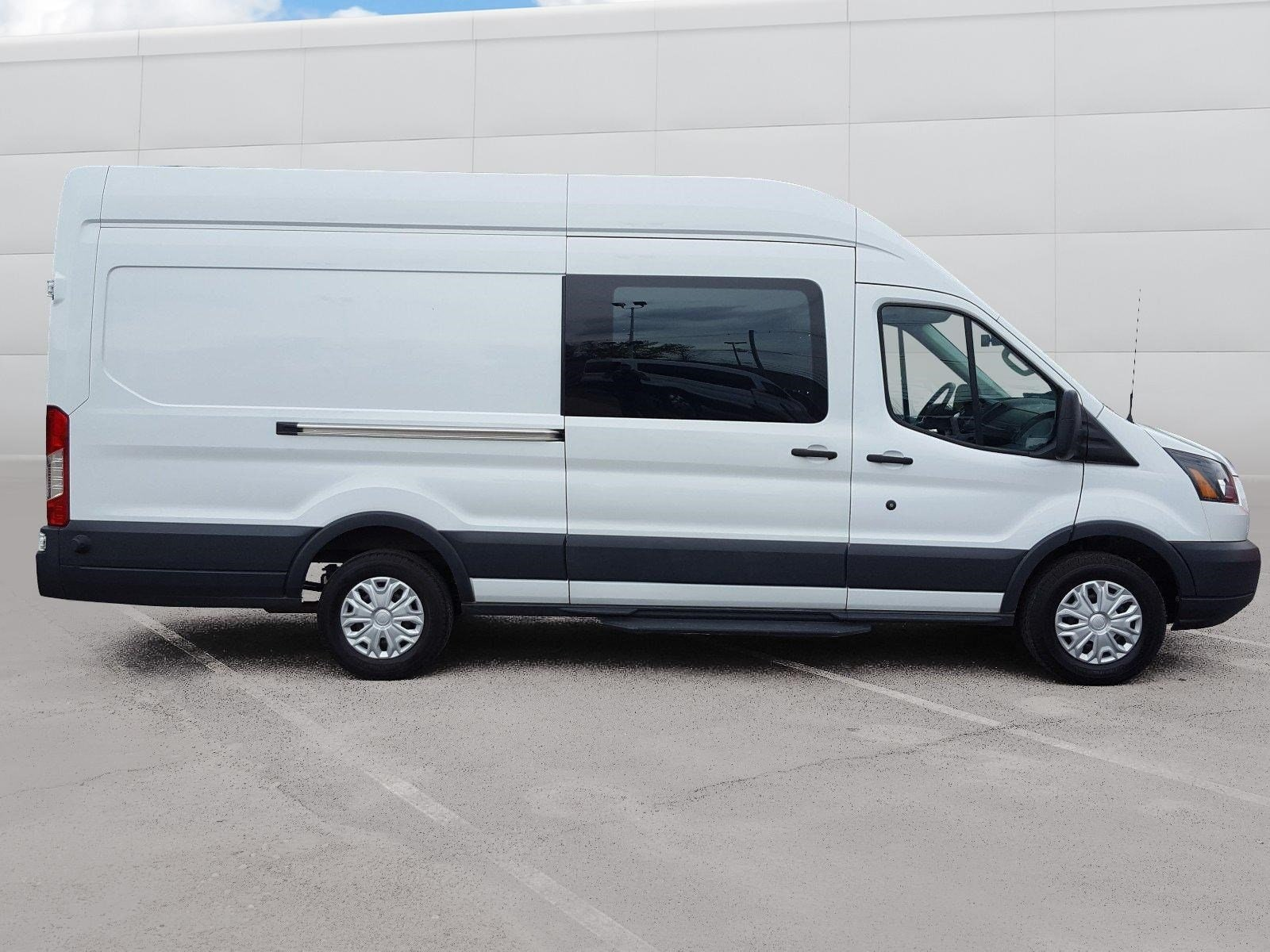 2017 Transit 350 High Roof, Upfitted Van #PBT1625 - photo 4