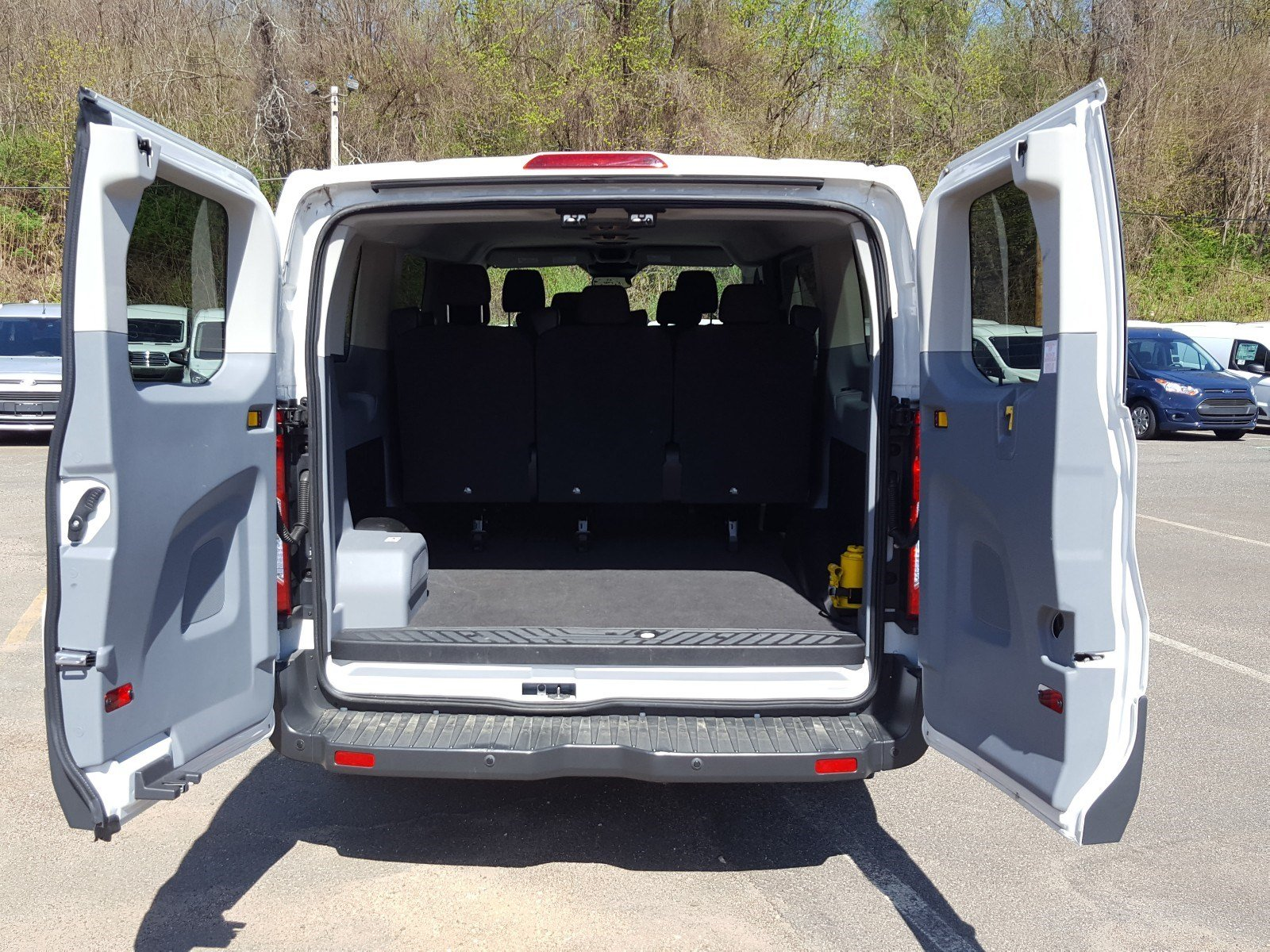 2016 Transit 150 Low Roof, Passenger Wagon #PBT1626 - photo 3