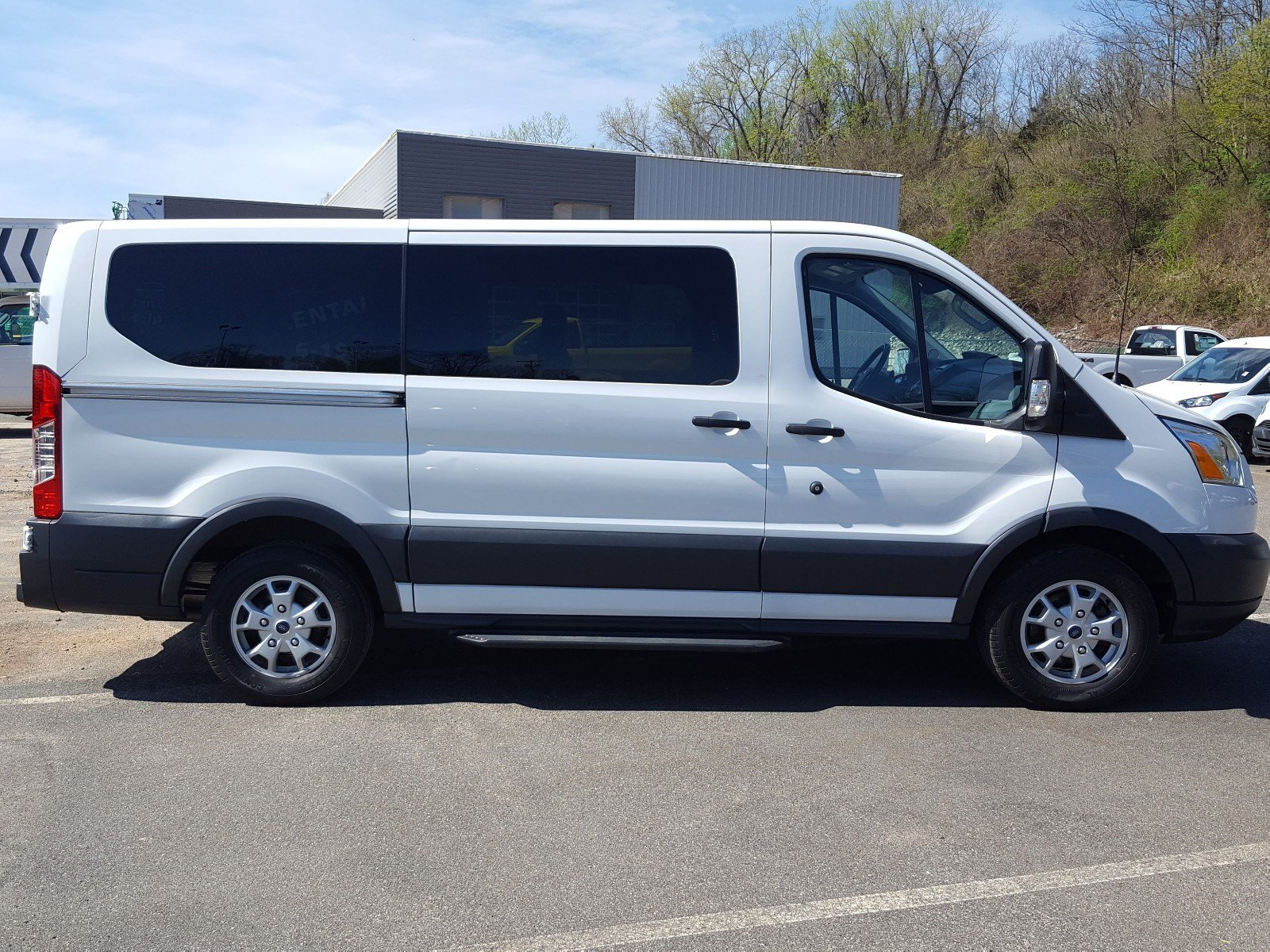 2016 Transit 150 Low Roof, Passenger Wagon #PBT1626 - photo 4