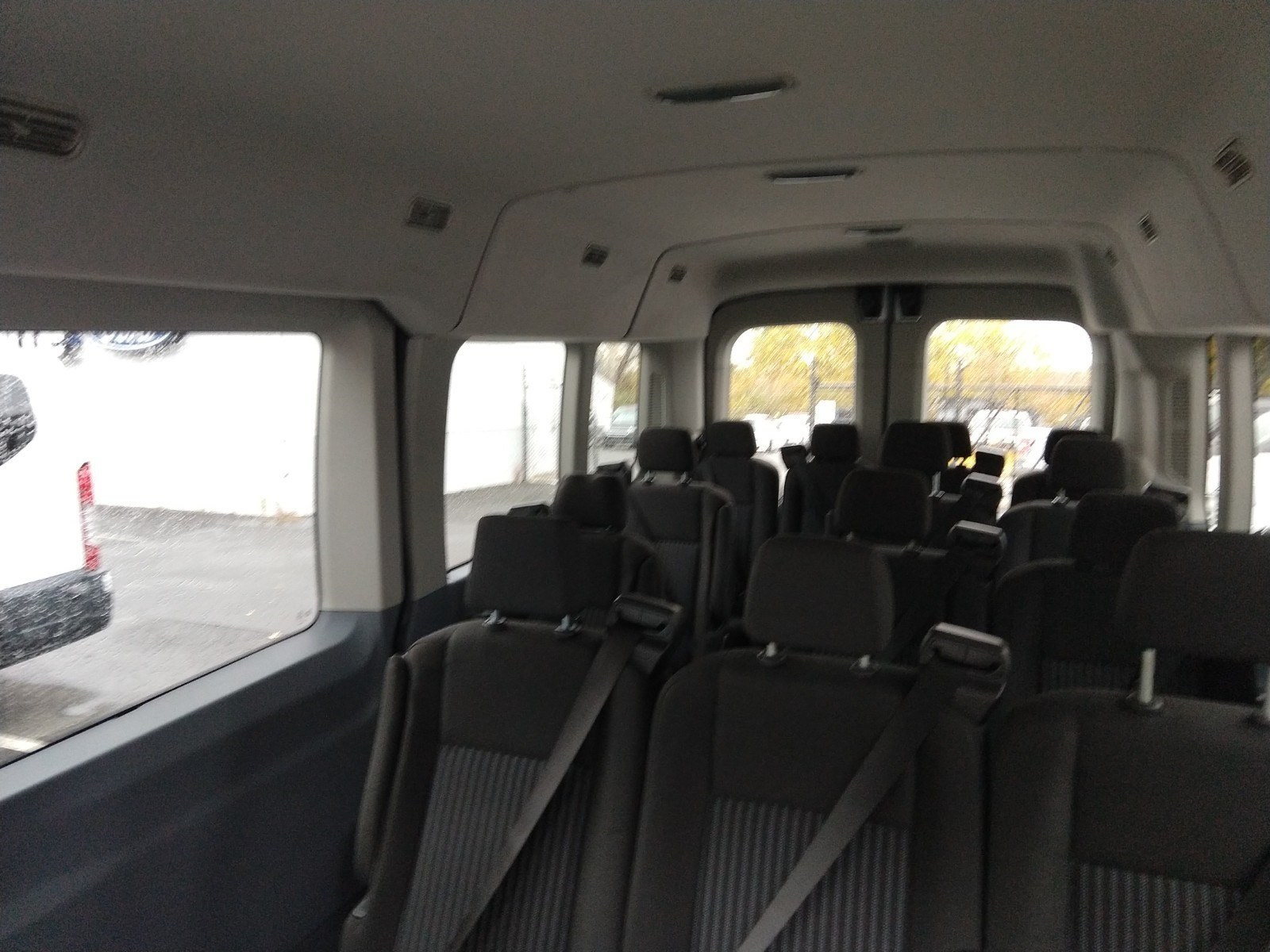 2016 Transit 350 Med Roof 4x2,  Passenger Wagon #PBT1635 - photo 5