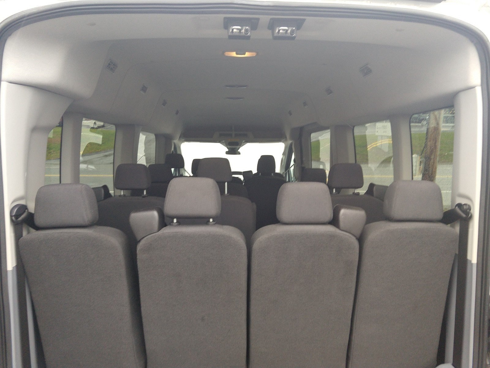 2016 Transit 350 Med Roof 4x2,  Passenger Wagon #PBT1635 - photo 12