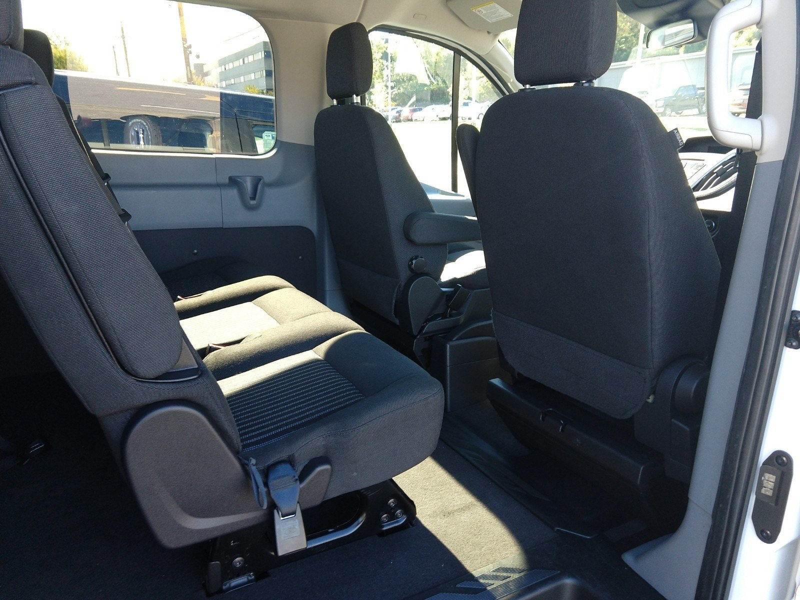 2016 Transit 350 Low Roof 4x2,  Passenger Wagon #PBT1649 - photo 8