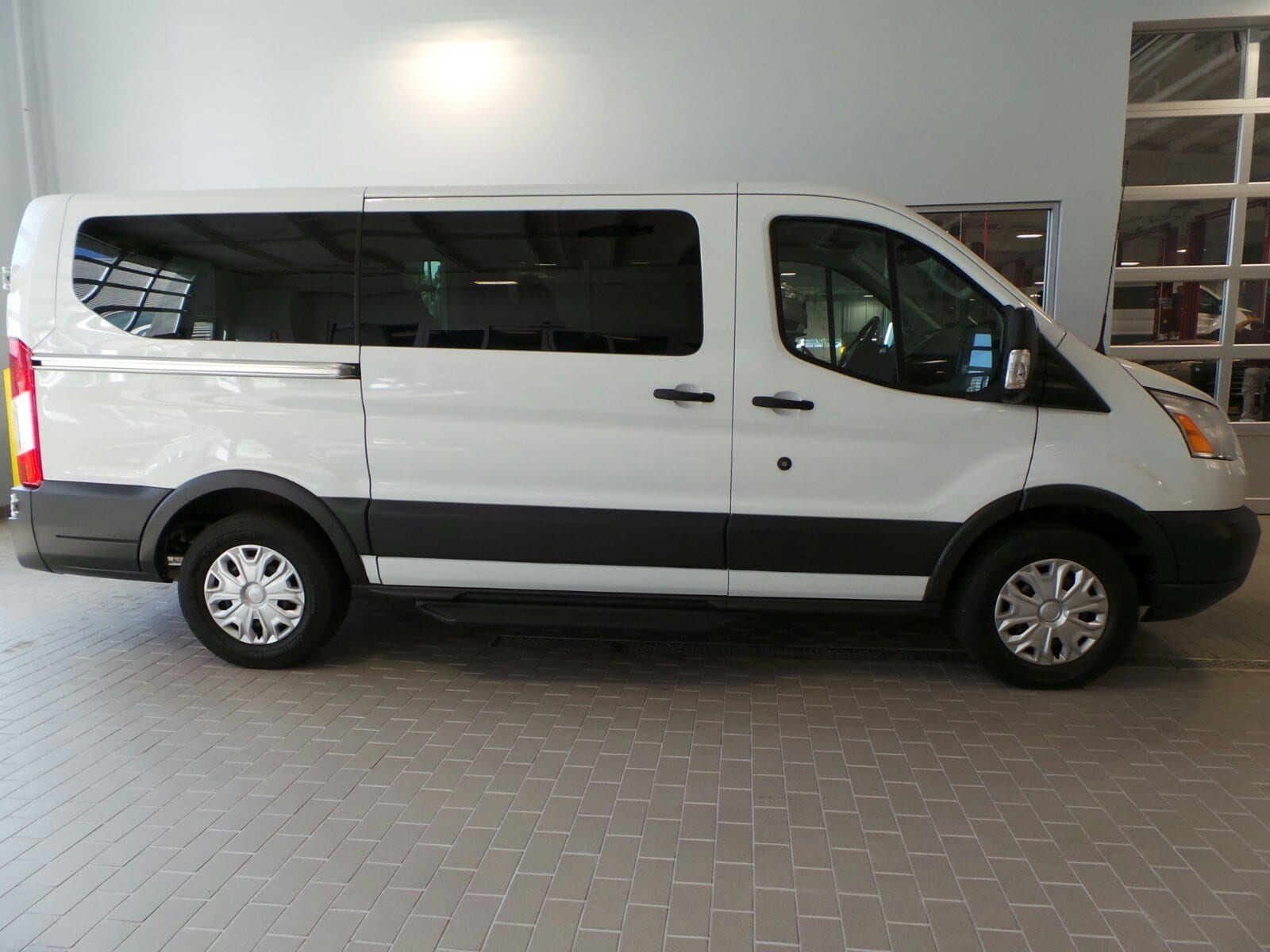 2017 Transit 150 Low Roof 4x2,  Passenger Wagon #PBT1656 - photo 4