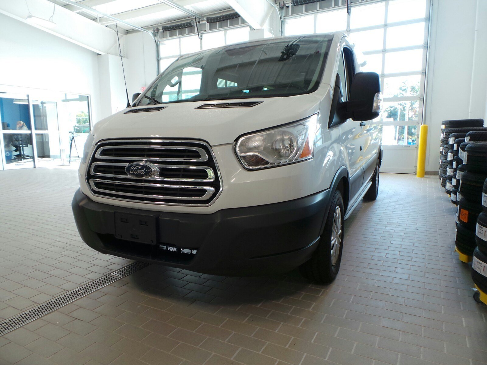 2017 Transit 150 Low Roof 4x2,  Passenger Wagon #PBT1656 - photo 5