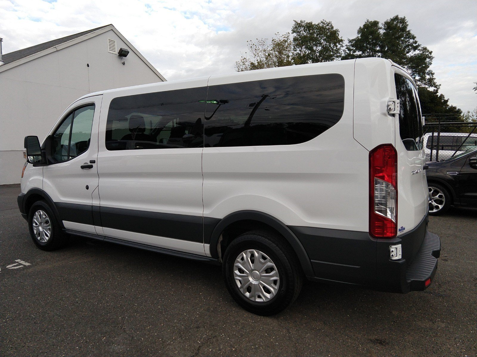 2017 Transit 150 Low Roof 4x2,  Passenger Wagon #PBT1656 - photo 6