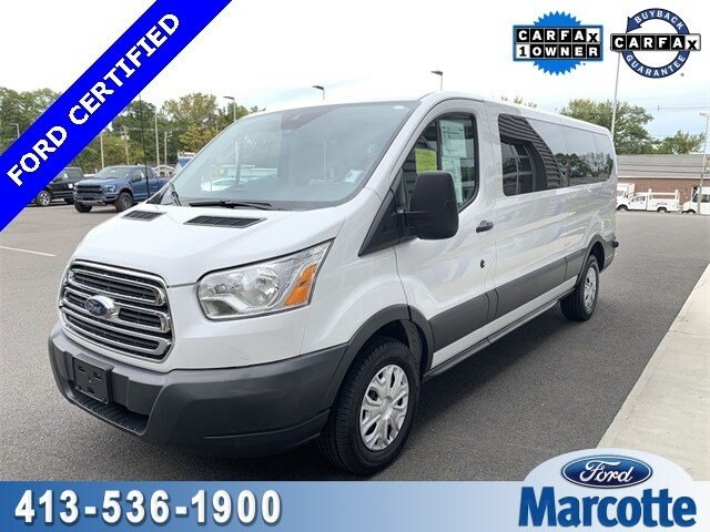 2016 Ford Transit 350 Low Roof 4x2, Passenger Wagon #PBT1719 - photo 1