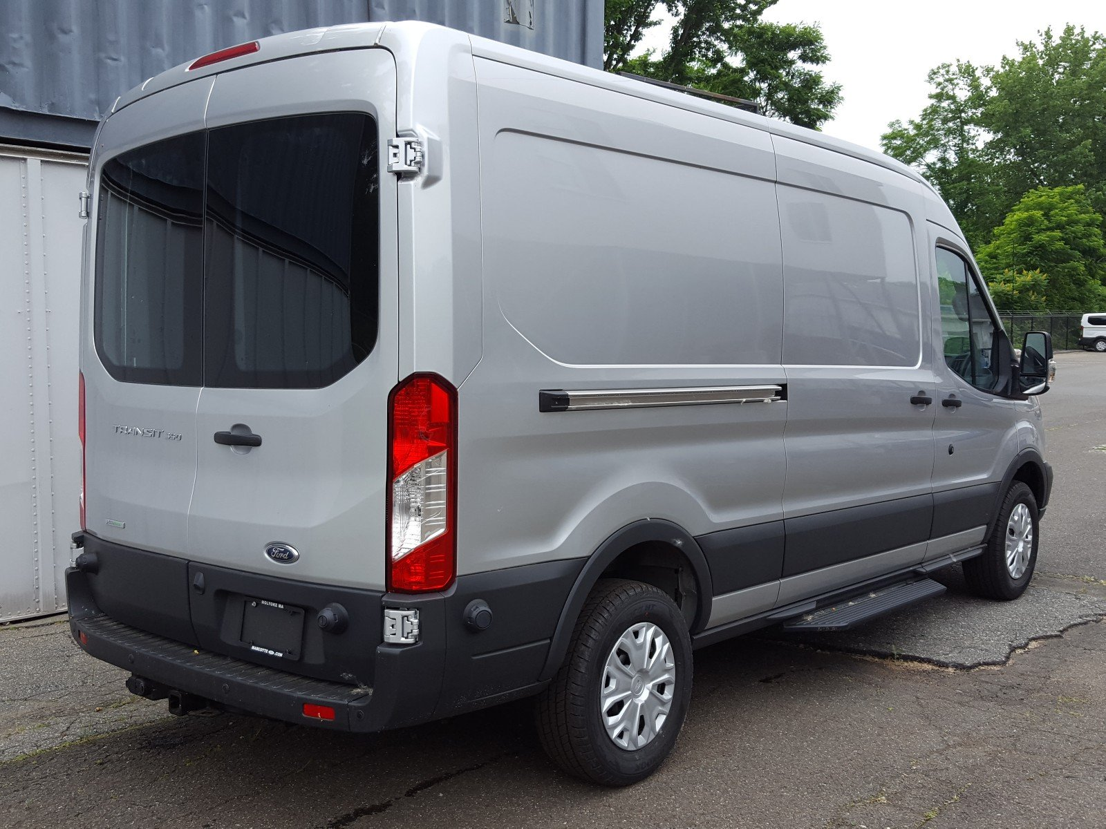 2017 Transit 350 Medium Roof Cargo Van #Q7390 - photo 6