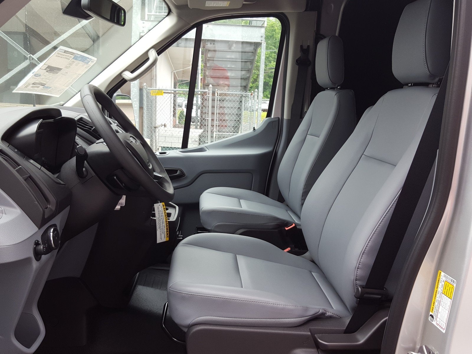 2017 Transit 350 Medium Roof Cargo Van #Q7390 - photo 10