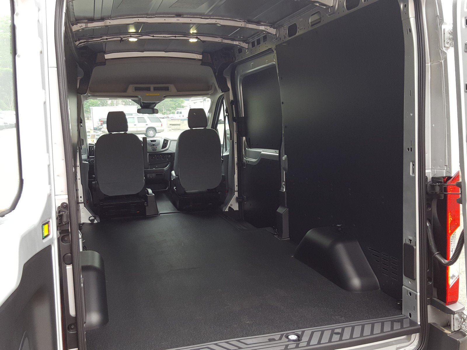 2017 Transit 350 Medium Roof Cargo Van #Q7390 - photo 15