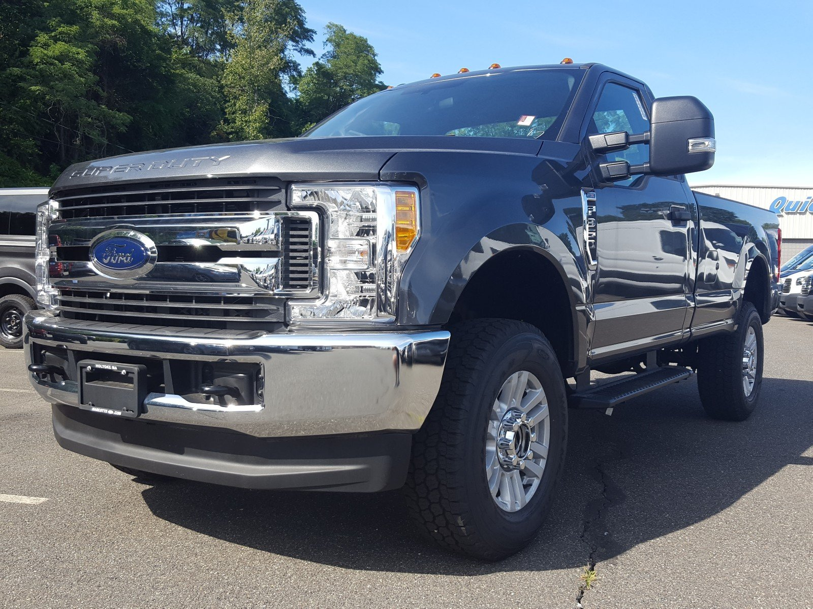 2017 F-350 Regular Cab 4x4 Pickup #Q7523 - photo 1