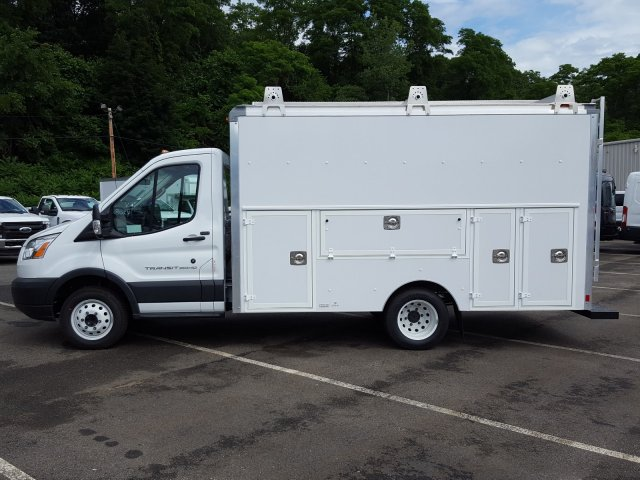 2017 Transit 350 HD Low Roof DRW, Supreme Service Utility Van #Q7578 - photo 3