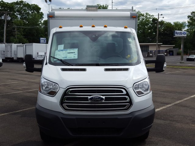 2017 Transit 350 HD Low Roof DRW, Supreme Service Utility Van #Q7578 - photo 8