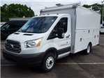 2017 Transit 350 HD Low Roof DRW, Supreme Service Utility Van #Q7578 - photo 1