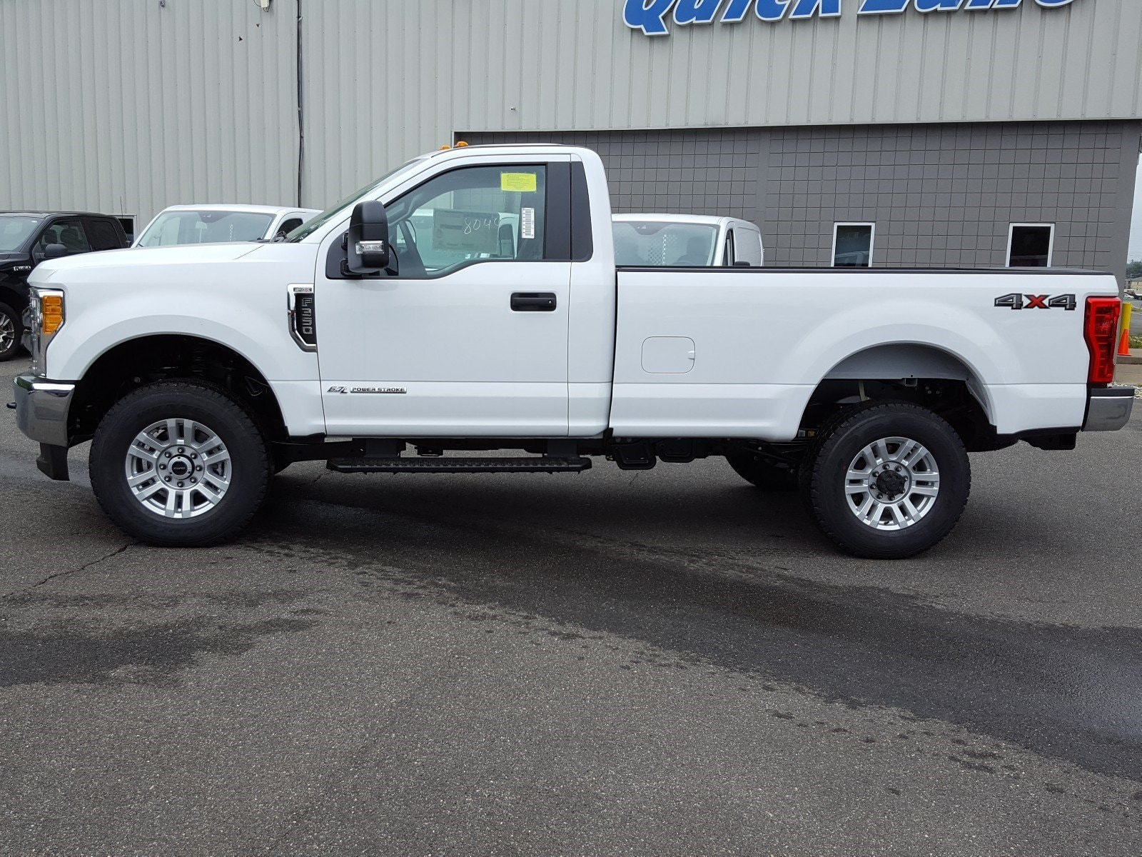 2017 F-350 Regular Cab 4x4, Pickup #Q7590 - photo 3