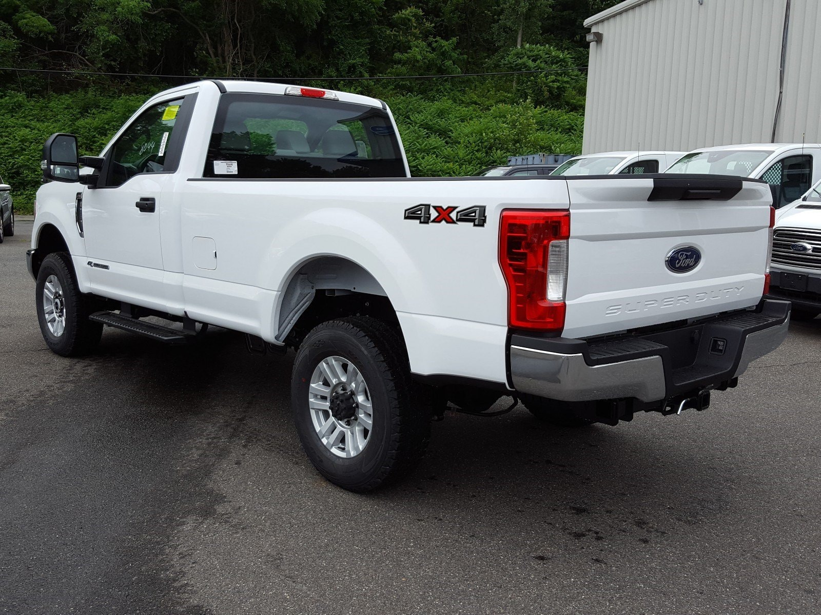 2017 F-350 Regular Cab 4x4, Pickup #Q7590 - photo 2