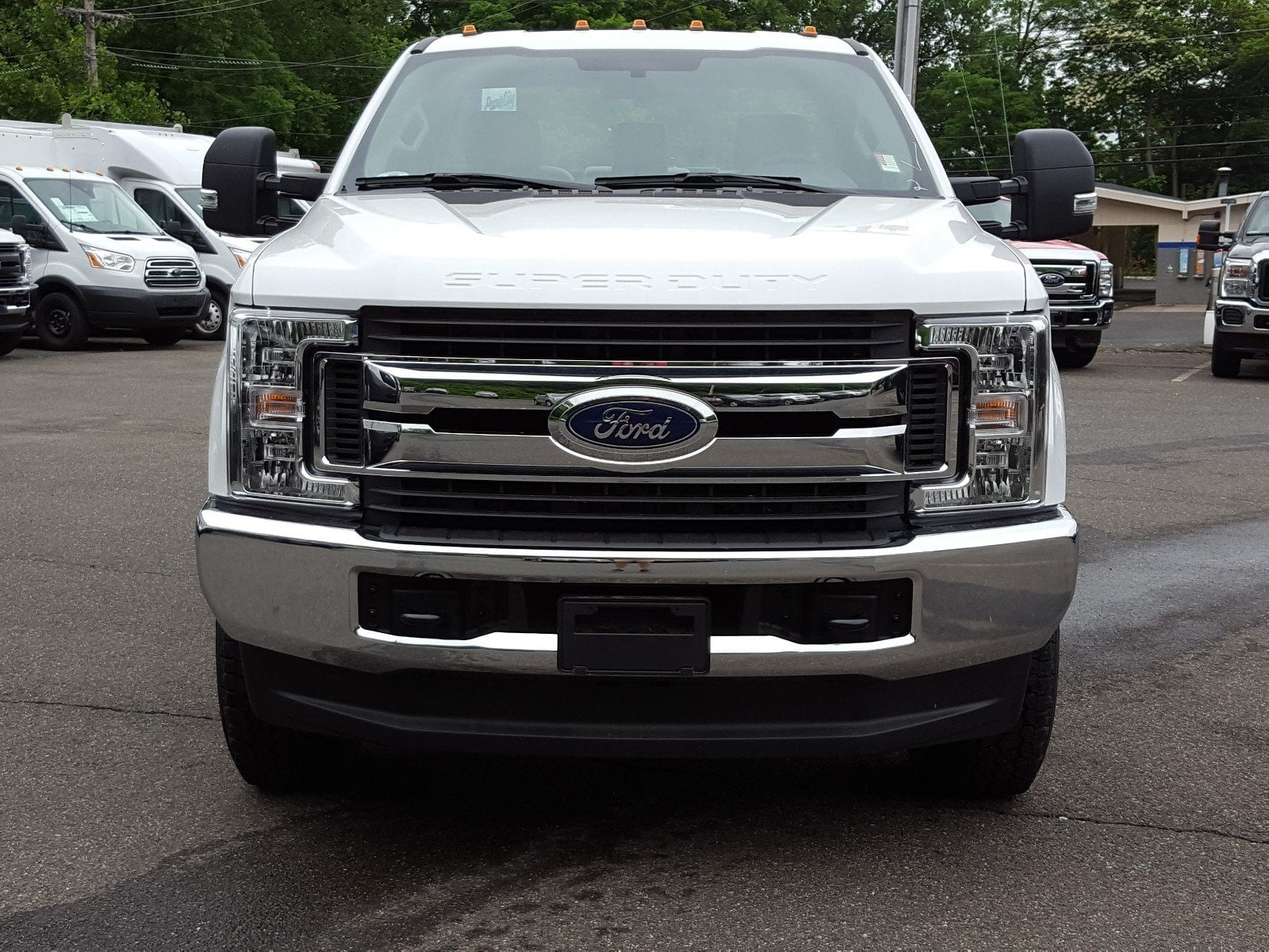 2017 F-350 Regular Cab 4x4, Pickup #Q7590 - photo 8