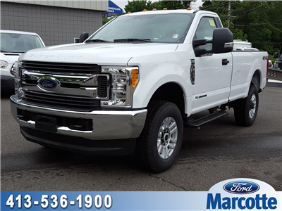 2017 F-350 Regular Cab 4x4, Pickup #Q7590 - photo 1