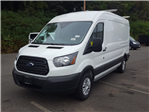 2017 Transit 250 Medium Roof, Adrian Steel Van Upfit #Q7677 - photo 1
