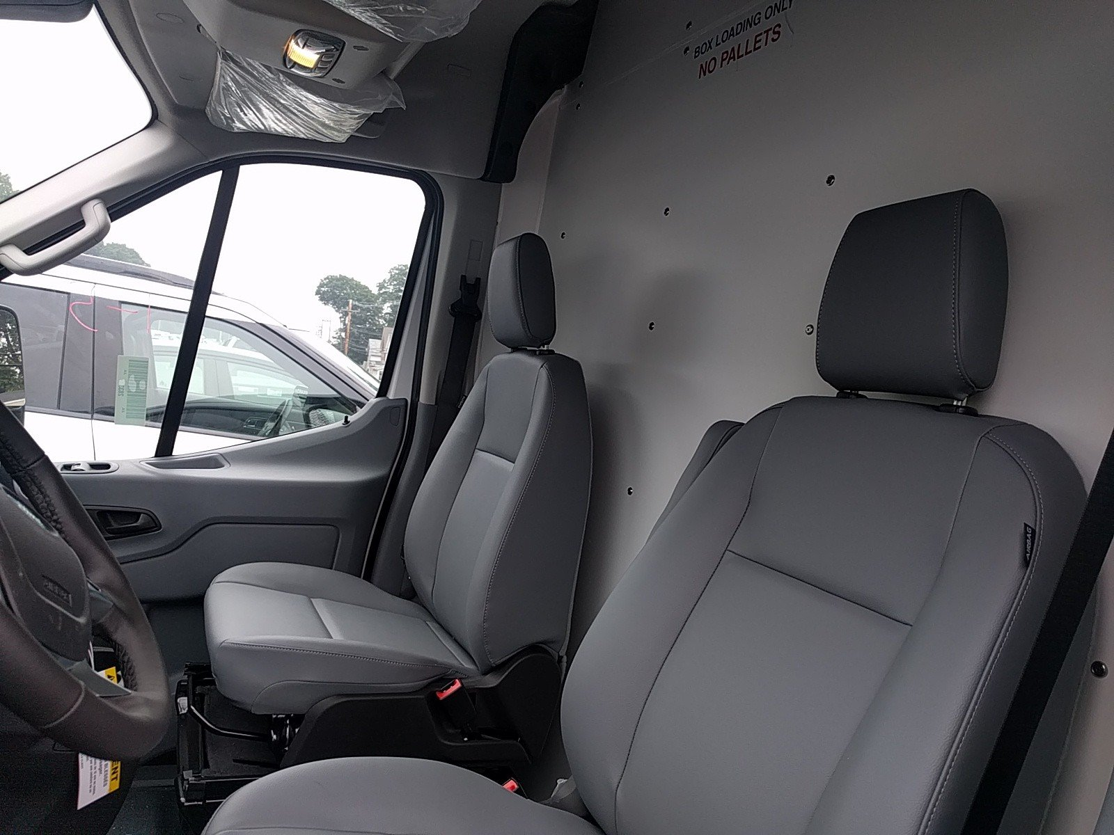2017 Transit 250 Medium Roof Van Upfit #Q7722 - photo 5