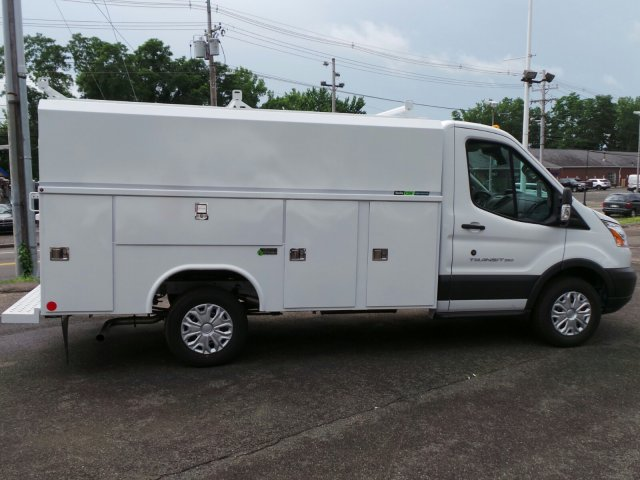 2017 Transit 350 Low Roof, Reading Service Utility Van #Q7740 - photo 6