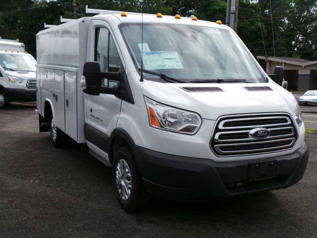 2017 Transit 350 Low Roof, Reading Service Utility Van #Q7740 - photo 7