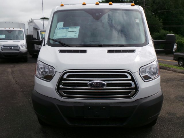 2017 Transit 350 Low Roof, Reading Service Utility Van #Q7740 - photo 8