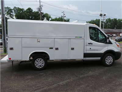 2017 Transit 350, Reading Aluminum CSV Service Utility Van #Q7740 - photo 6
