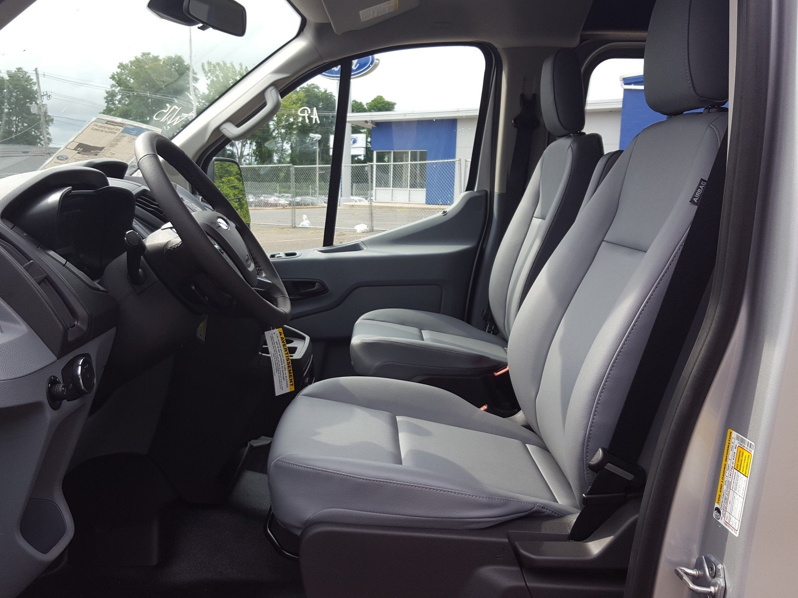2017 Transit 350 Low Roof Cargo Van #Q7752 - photo 11