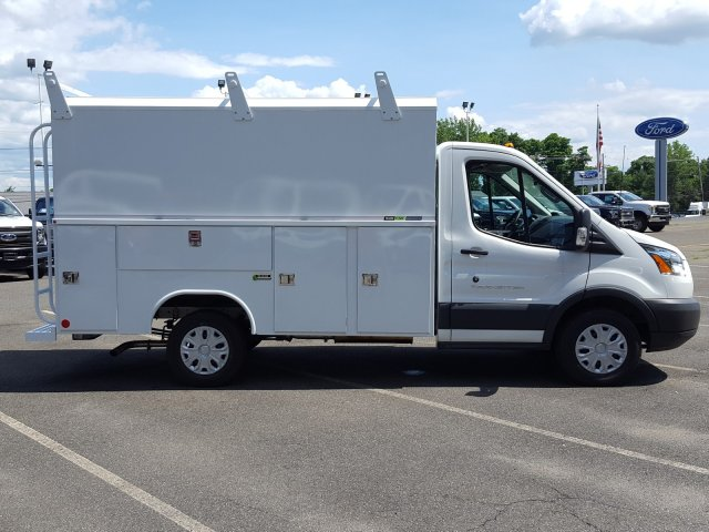 2017 Transit 350 Low Roof, Reading Service Utility Van #Q7765 - photo 6