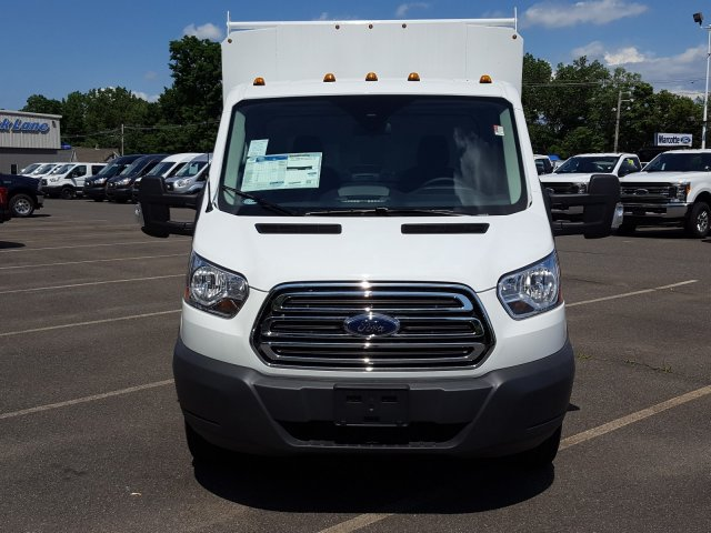 2017 Transit 350 Low Roof, Reading Service Utility Van #Q7765 - photo 8