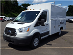 2017 Transit 350 Low Roof, Reading Service Utility Van #Q7765 - photo 1