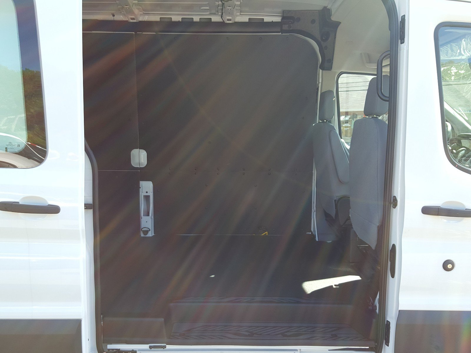2017 Transit 350 Medium Roof Cargo Van #Q7876 - photo 15