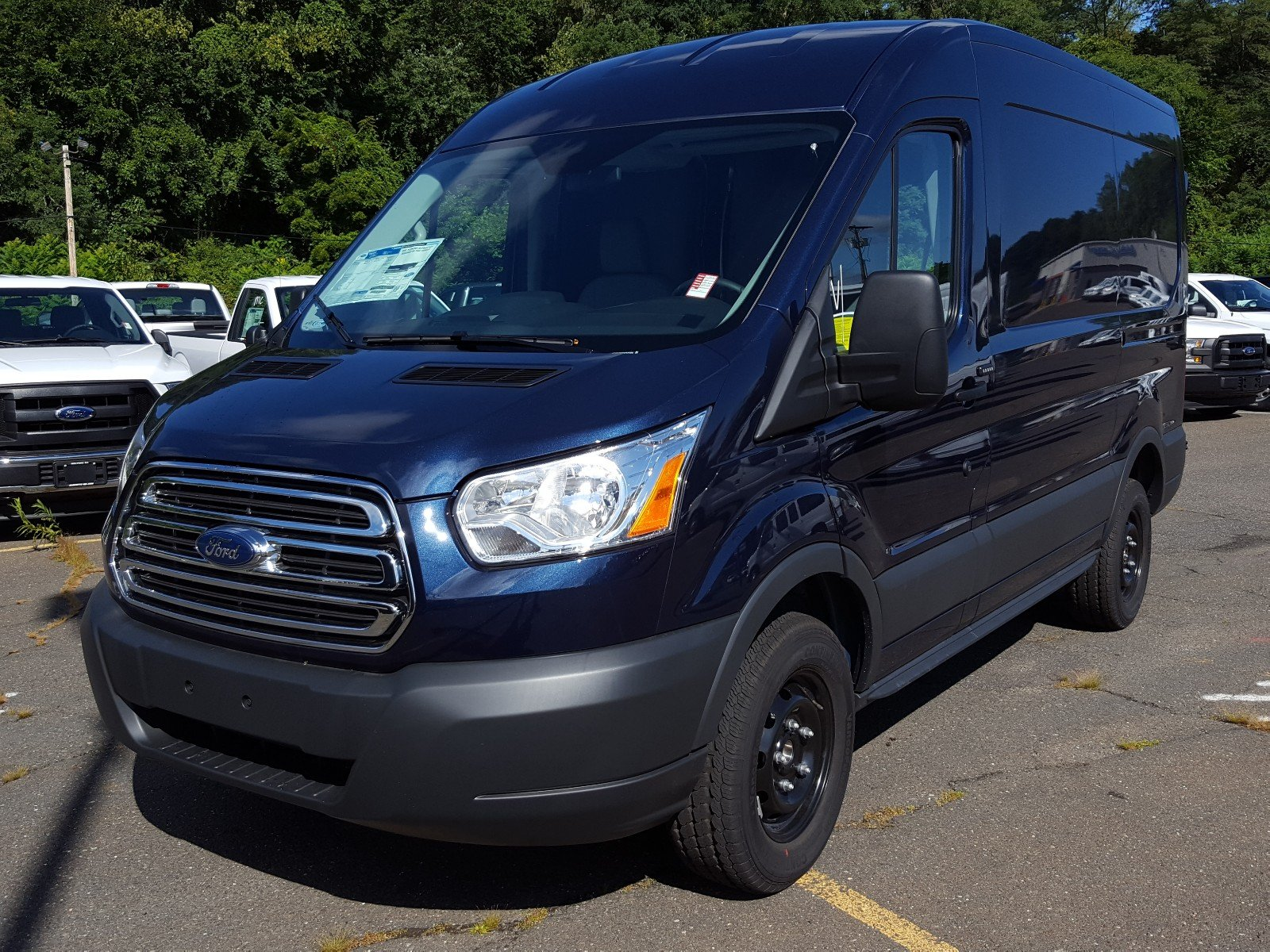 2017 Transit 250 Cargo Van #Q7918 - photo 1