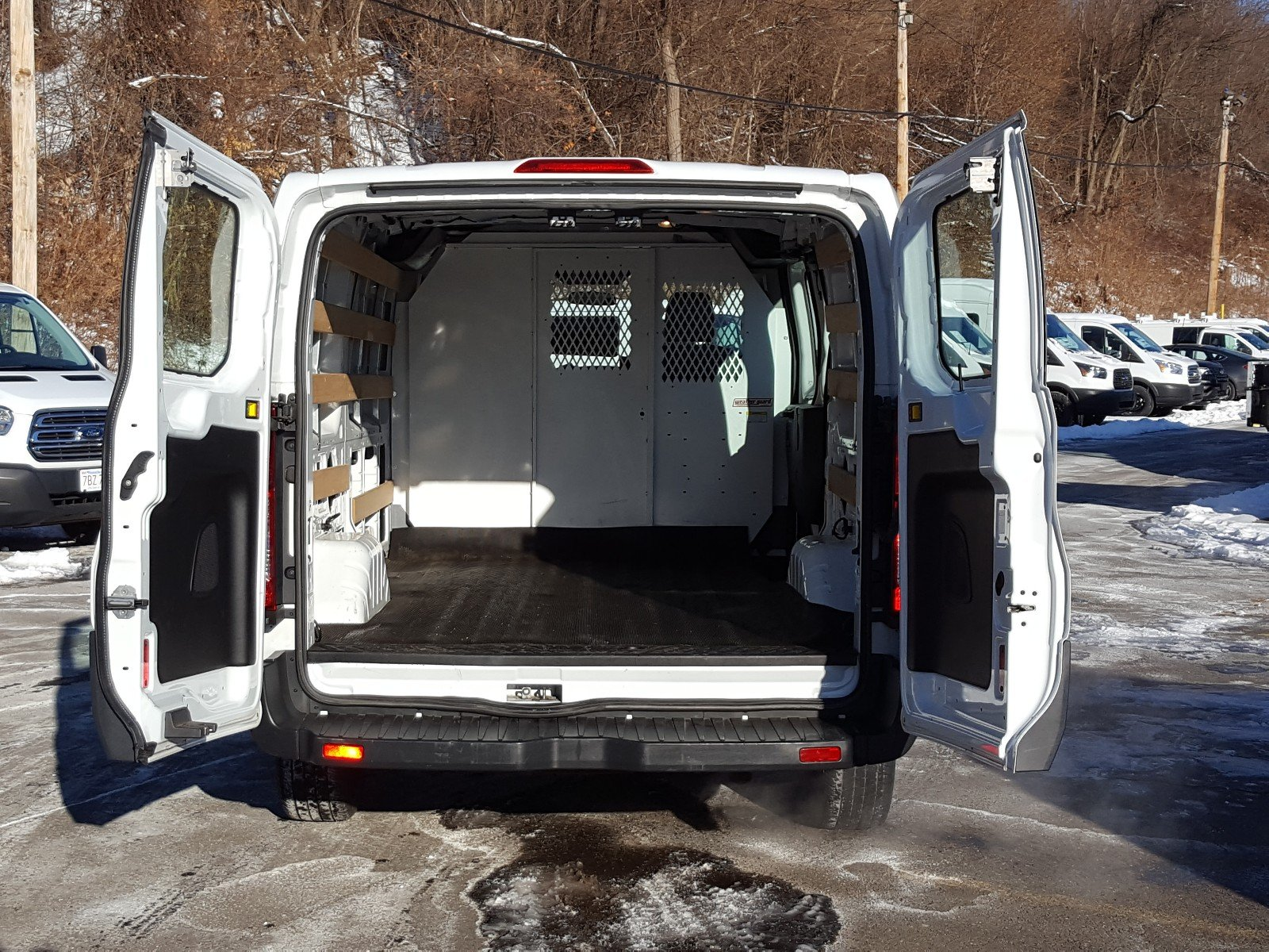 2015 Transit 250 Van Upfit #Q7965B - photo 18