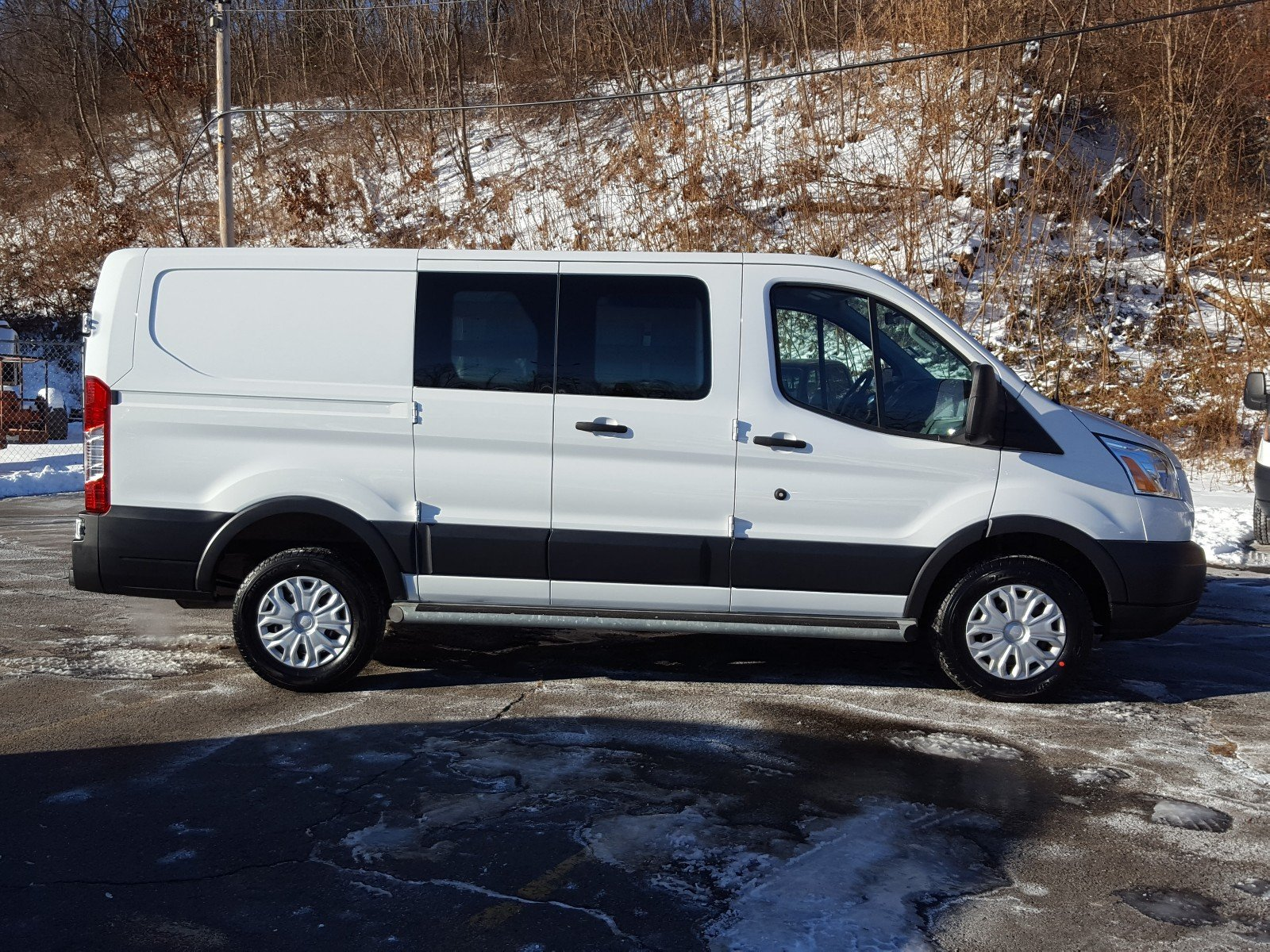 2015 Transit 250 Van Upfit #Q7965B - photo 4