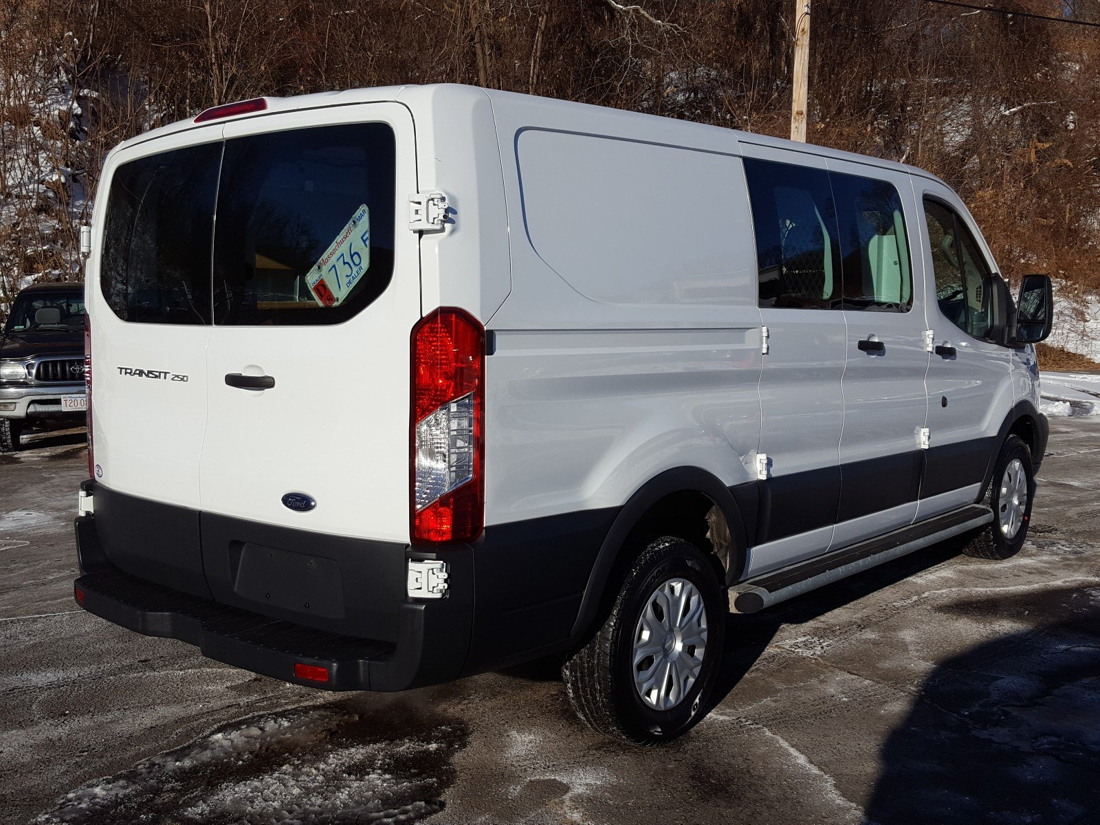 2015 Transit 250 Van Upfit #Q7965B - photo 2