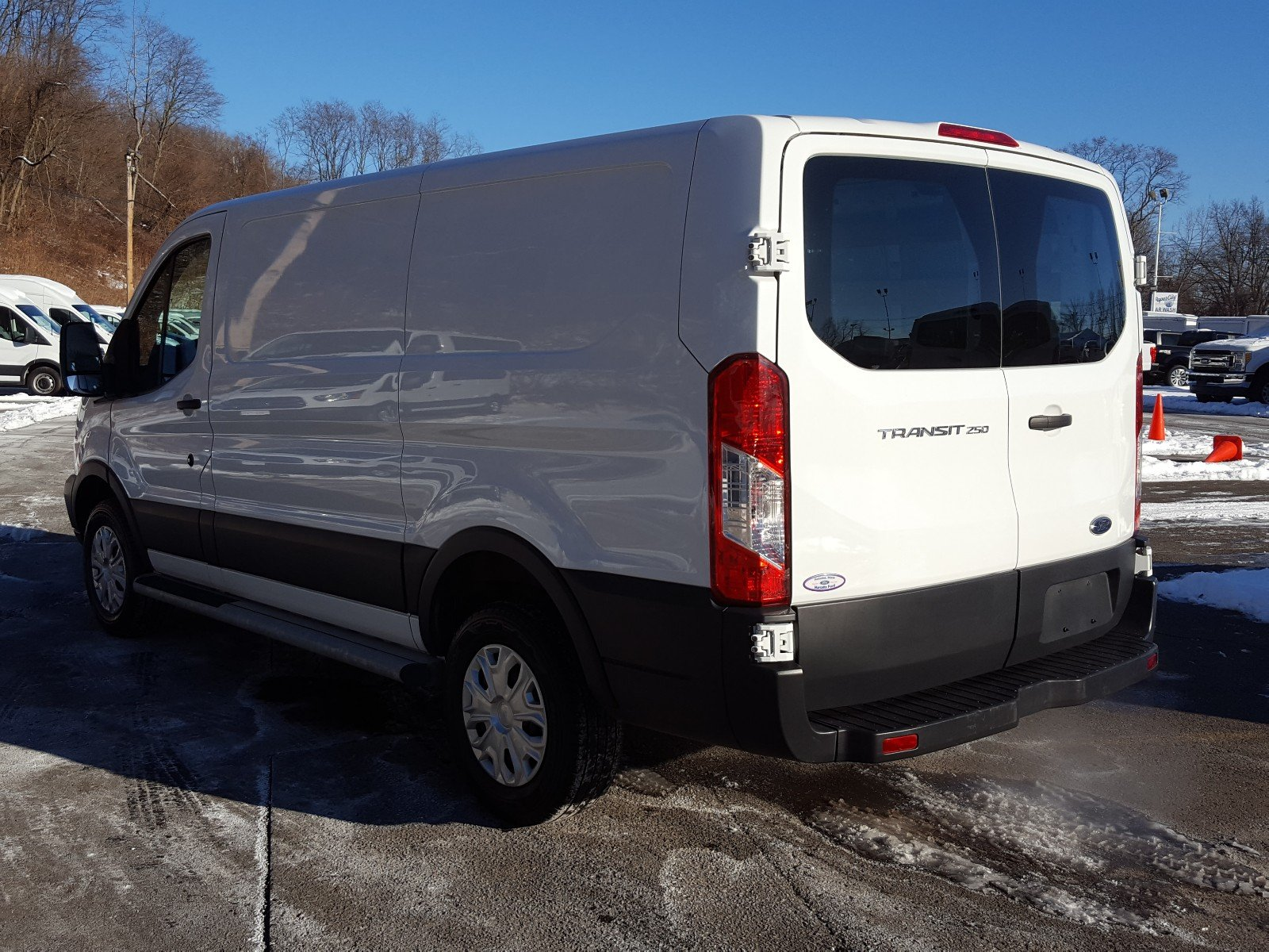 2015 Transit 250 Van Upfit #Q7965B - photo 6