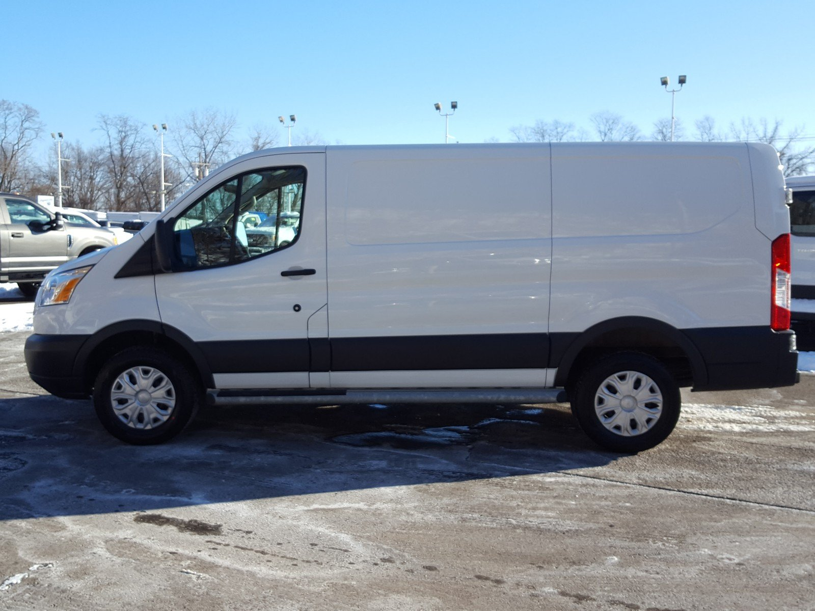2015 Transit 250 Van Upfit #Q7965B - photo 7