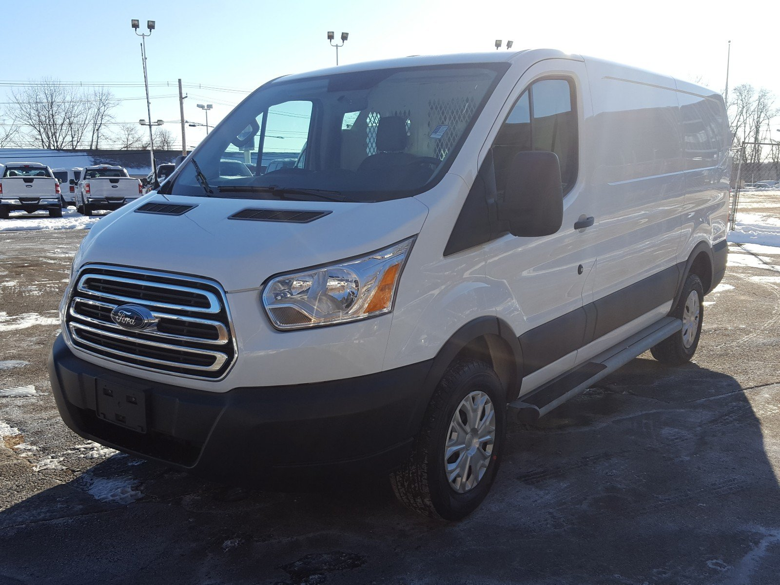 2015 Transit 250 Van Upfit #Q7965B - photo 8