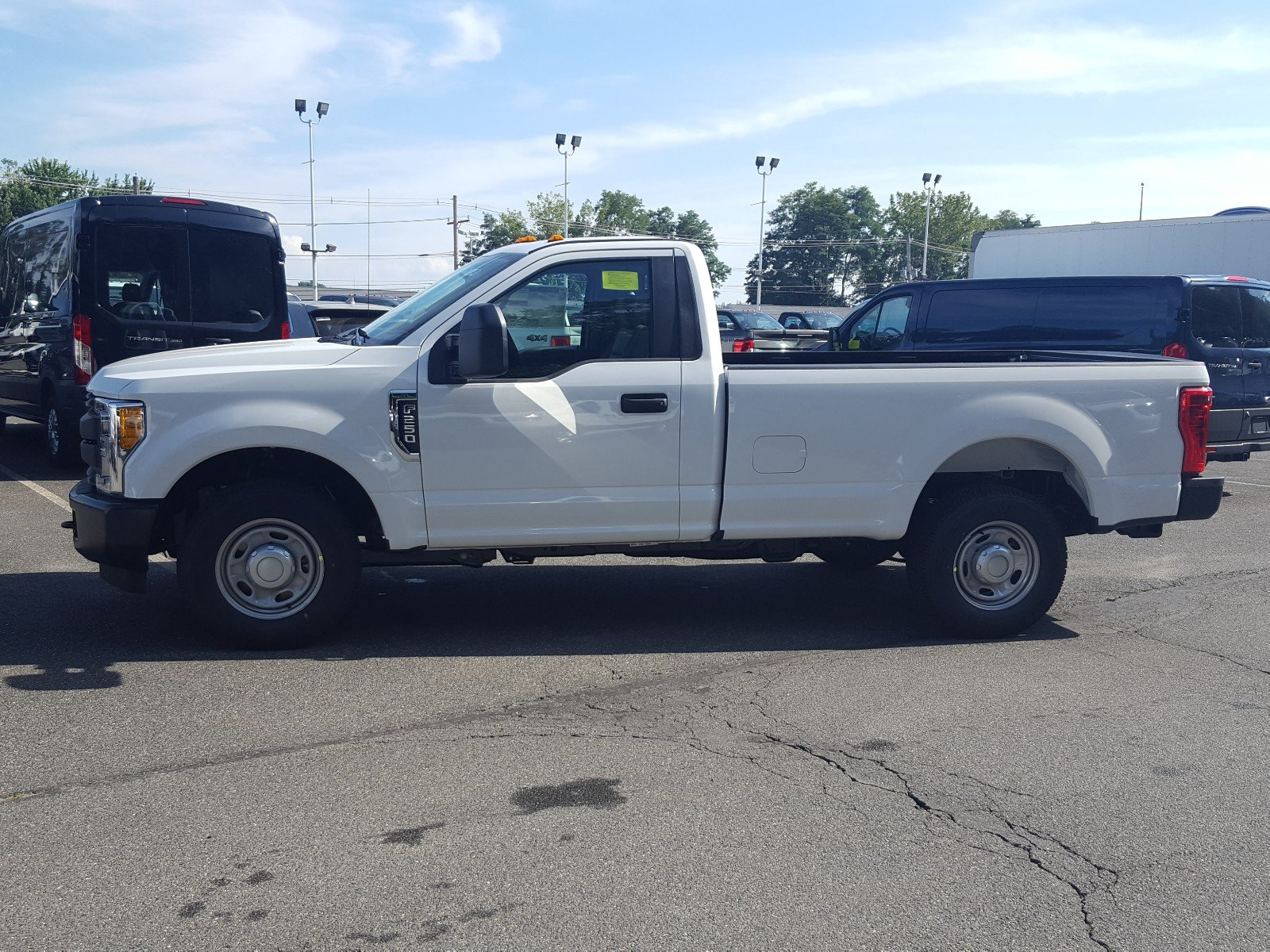 2017 F-250 Regular Cab Pickup #Q7996 - photo 3