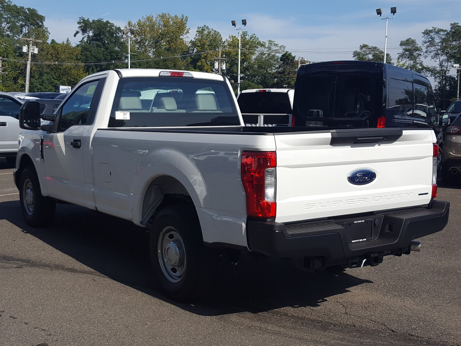 2017 F-250 Regular Cab Pickup #Q7996 - photo 2